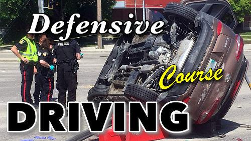 Improve your driving skills so you don't crash. Take this great course that will teach you to be both a smart and defensive driver.