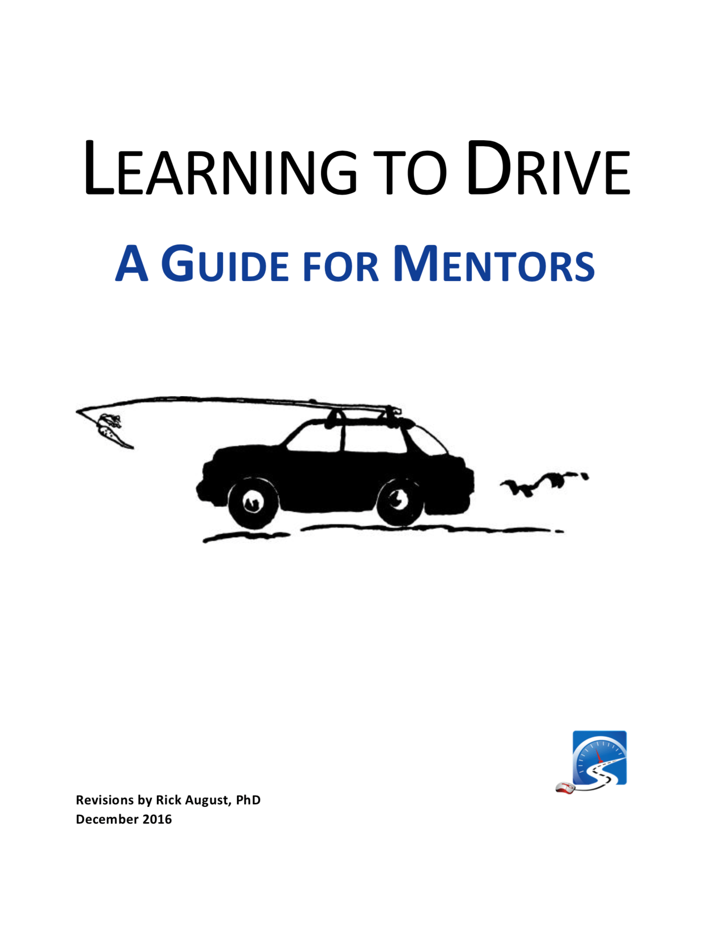 This free guide give helpful tips and strategies for mentors helping new drivers learn to drive.