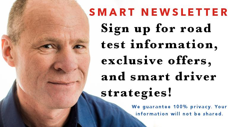 Smart Drive Test newsletter provides tips & techniques to pass a road test, exclusive offers, and smart driver strategies.