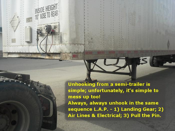 Semi Tractor Air Lines : How to