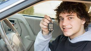 A new driver successfully passes his road test...FIRST TIME! Get your Road Test Checklist!