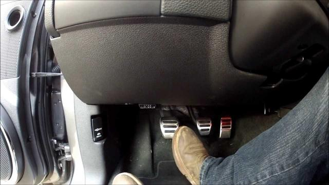 When learning how to drive a manual transmission wear comfortable shoes to have better contact with the vehicle.