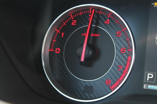 When learning to drive a manual car, watch the tachometer to help locate the friction point. And when slowing and stopping, push the clutch in when the tachometer reaches 1,000 rpm.