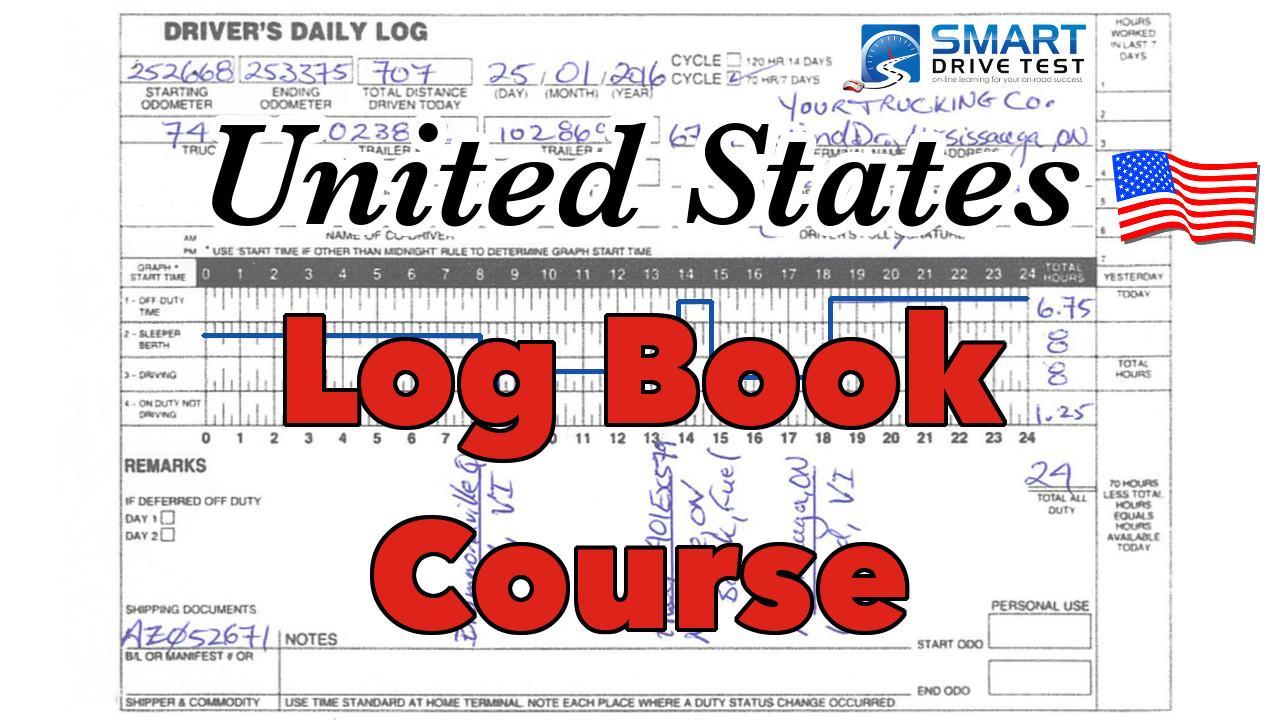 U.S. Log Books | FREE TRIAL