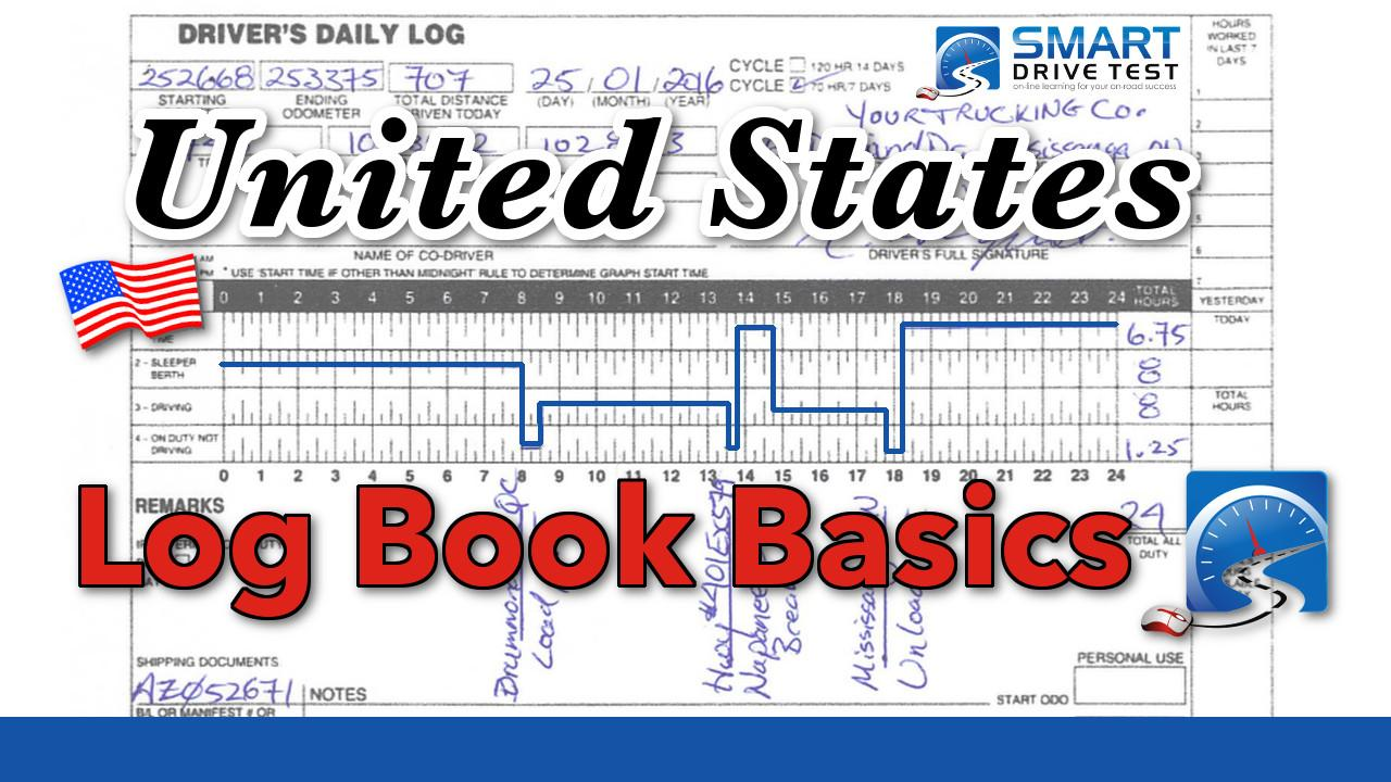Enrol in United States Log Book Course
