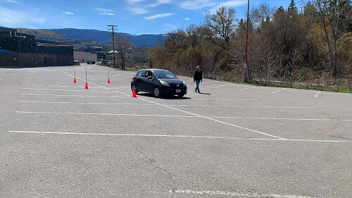 Spend a considerable amount of time practicing the Ohio manoeuvrability test and you will become a safer, smarter driver overall.