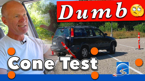 Although challenging, the Ohio Maneuverability Test will both help you to pass a driver's test and be a safer, smarter driver overall.