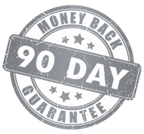 If you are not completely satisfied with the Defensive Driving Course we will refund you money in 90-days - no question!