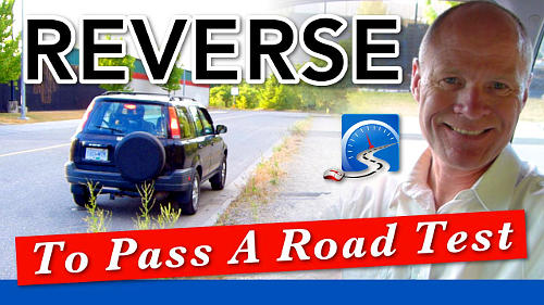 Reversing along a curb will both help you to pass a driver's test and be a safer, smarter driver overall.