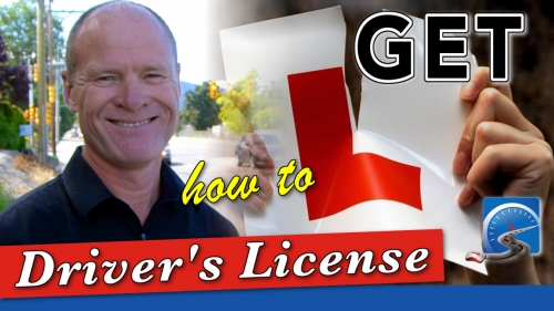 On the day...the DAY of your 16th birthday, get your learner's license!