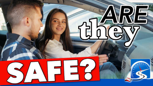 News drivers moved to the provisional license without a driver's test are in fact safe. Read FULL article.
